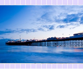 brighton pier sussex